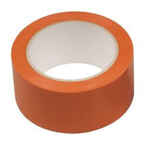 Master 69101 bekistingstape 50 mm x 33 m oranje - A50400000 - afbeelding 1