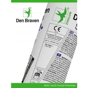 Zwaluw Acryl Exterior+ acrylaatkit 310 ml grijs - A51250164 - afbeelding 1