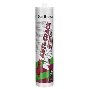 Zwaluw Acryl Anti-Crack acrylaatkit 310 ml wit - A51250161 - afbeelding 1