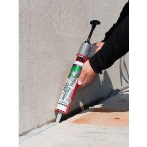 Zwaluw Hybriseal Facade afdichtingskit polymer 300 ml betongrijs - A51250151 - afbeelding 1