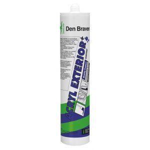 Zwaluw Acryl Exterior+ acrylaatkit 310 ml wit - A51250163 - afbeelding 1