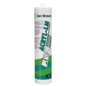 Zwaluw Acryl-LM acrylaatkit koker 310 ml Wit - A51250167 - afbeelding 1