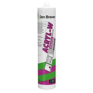 Zwaluw Acryl-W acrylaatkit 310 ml grijs - A51250168 - afbeelding 1