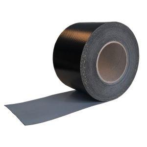 Zwaluw Luchtdicht Tape bitumenband 75 mm x 25 m primerloos - Y51250003 - afbeelding 1