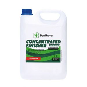 Zwaluw Concentrated Finisher voegafstrijkmiddel 5 L transparantgeel - A51250085 - afbeelding 1