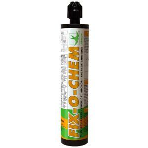 Zwaluw Fix-O-Chem spuitanker 280 ml grijs SPFst - A51250000 - afbeelding 1