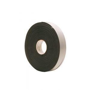 Zwaluw beglazingsband PE-band 9x2 mm x 100 m wit - A51250016 - afbeelding 1