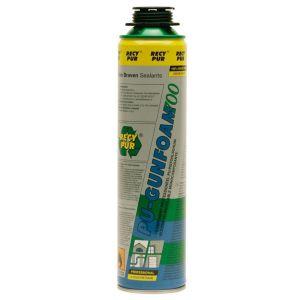 Zwaluw PU Gunfoam Recypur montageschuim in recyclebus 700 ml lichtgroen - A51250324 - afbeelding 1