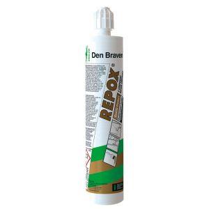 Zwaluw Repox houtreparatie compound 250 ml beige - Y51250344 - afbeelding 1