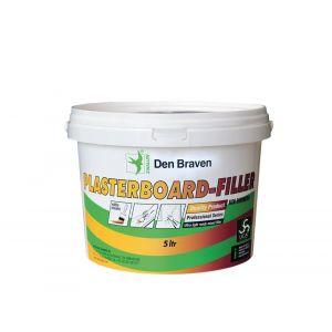 Zwaluw Plasterboard-Filler vulpasta 5000 ml wit - Y51250311 - afbeelding 1