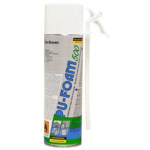 Zwaluw PU-Foam B3 Handheld montageschuim 500 ml lichtgroen - A51250315 - afbeelding 1