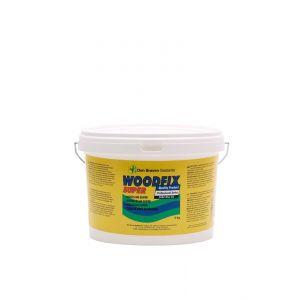 Zwaluw Woodfix D3 houtlijm D3 waterbestendig 5 kg wit - Y51250294 - afbeelding 1