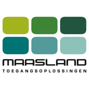 Maasland Security mechanisch slot 3-puntsvergrendeling PC 72 doornmaat 55 mm voorplaat U 24x10 mm - Y11300520 - afbeelding 2