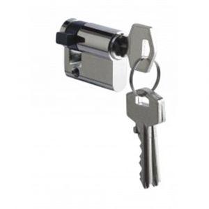 Maasland Security Europrofiel cilinder met 3 sleutels - Y11300000 - afbeelding 1