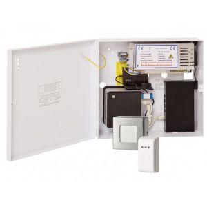 Maasland Security Flexios toegangscontroleset met 1 binnen- en 1 buitenlezer - Y11300889 - afbeelding 1
