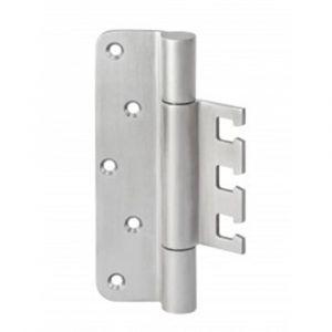 Maasland Security scharnier voor stompe deur met een deurgewicht tot 300 kg - Y11300021 - afbeelding 1