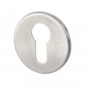 Maasland Security cilinder rozetten voor NK7500 zilver - Y11300739 - afbeelding 1