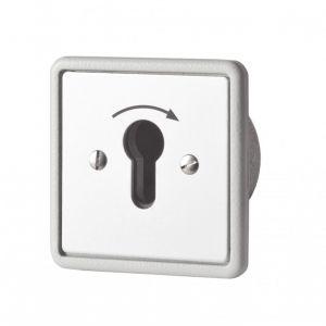Maasland Security sleutelschakelaar inbouw puls 1 zijde - Y11300017 - afbeelding 1