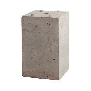 Maasland Security betonpoer voor Z, ZA en Z-RVS 400x253x253 mm - Y11300702 - afbeelding 1