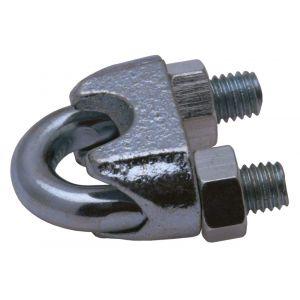 GebuVolco 078 staaldraadklem M4x1/8 mm ijzer gegalvaniseerd - A50001749 - afbeelding 1