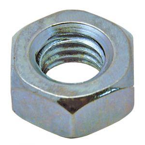 GebuVolco 087 zeskante moer DIN 934 M4 ijzer gegalvaniseerd - A50001280 - afbeelding 1