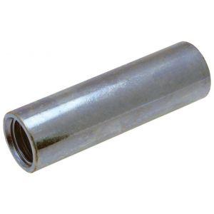 GebuVolco 388 ronde koppelmoer M6x30x10 mm ijzer gegalvaniseerd - A50001275 - afbeelding 1