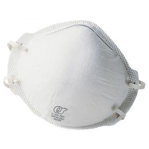 QS 877 stofmasker fijnstof FFP 1 V-1061 kunststof - A50001815 - afbeelding 1