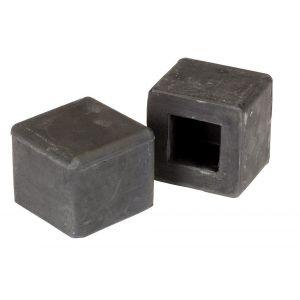 Berdal Gripline mokerdop rubber 1,50 kg kopmaat 39x39 mm - A50200464 - afbeelding 1