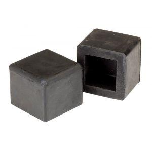 Berdal Gripline mokerdop rubber 1,00 kg kopmaat 40x40 mm - A50200465 - afbeelding 1