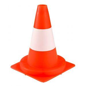 Berdal Gripline kegel 32 cm oranje wit - A50200428 - afbeelding 1