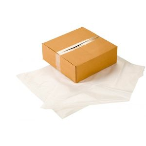 Berdal Foliefol puinzakken 500x700x0,08 mm MDPE transparant - A50200042 - afbeelding 1