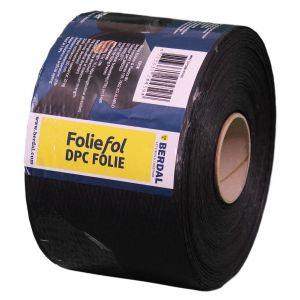 Berdal Foliefol DPC waterkerende folie 100 mm x 50 m - A50200123 - afbeelding 1