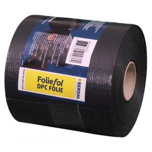Berdal Foliefol DPC waterkerende folie 150 mm x 50 m - A50200124 - afbeelding 1