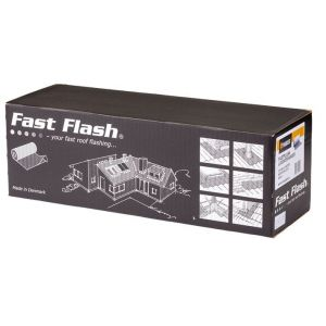 Berdal Pandser Fast Flash EPDM loodvervanger 0,28x5 m zwart - A50200378 - afbeelding 2