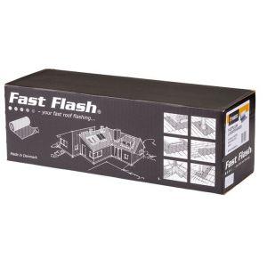 Berdal Pandser Fast Flash EPDM loodvervanger 0,56x5 m zwart - A50200380 - afbeelding 2