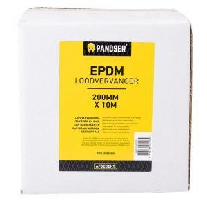 Berdal Pandser EPDM loodvervanger 0,20x10 m zwart - A50200359 - afbeelding 2