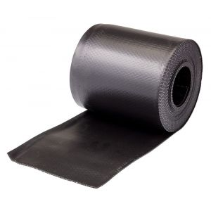 Berdal Pandser EPDM loodvervanger 0,40x10 m zwart - A50200363 - afbeelding 1
