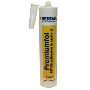 Berdal Premiumfol EPDM Adhesive en Sealant koker 290 ml - A50200393 - afbeelding 1