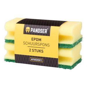 Berdal Pandser EPDM schuurspons set 2 stuks - A50200553 - afbeelding 1