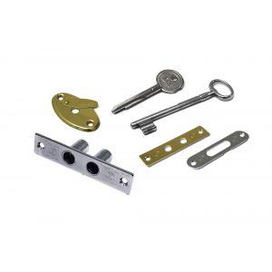 Dulimex DX K UKS 105 BB bontebaard-sleutel op sleutelnummer B en K 10.5 - Y30203038 - afbeelding 1