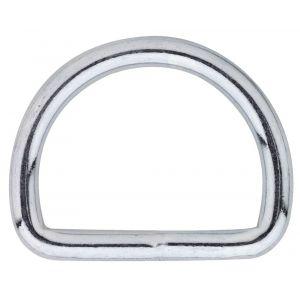 Dulimex DX 362-052E D-ring gelast 5x25x22 mm verzinkt - A30200614 - afbeelding 1