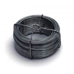 Dulimex DX 94050-08 ZL binddraad 0,8 mm 50 m nummer 3 RVS - Y30202849 - afbeelding 1