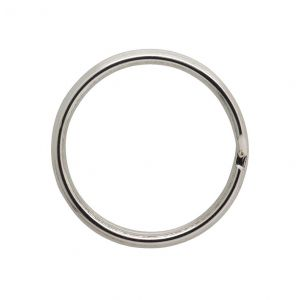 Dulimex DX 1601-20I sleutelring 20 mm uitwendig RVS AISI 304 - A13002555 - afbeelding 1