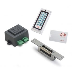 Jis EKP 6501 elektrisch keypad JIS 6501 met transformator en elektrische sluitplaat - A13002577 - afbeelding 1
