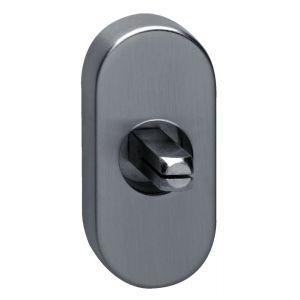 Intersteel 6050 basisplaat voor raamkruk hals diameter 18 mm chroom mat 0017.605000 - A1203883 - afbeelding 1