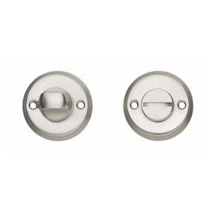 Intersteel Living 3173 WC-sluiting 8 mm schroefgat nikkel mat 0019.317360 - A1202988 - afbeelding 1