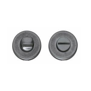 Intersteel Living 3186 WC-sluiting 8 mm rond verdekt kunststof oud grijs 0021.318660 - A1202882 - afbeelding 1