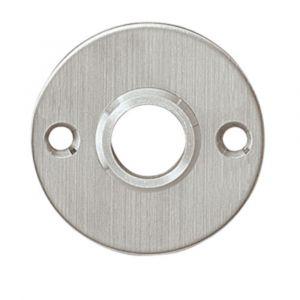 Intersteel 3409 rozet rond plat 50x2 mm RVS 0035.340904 - A1202740 - afbeelding 1