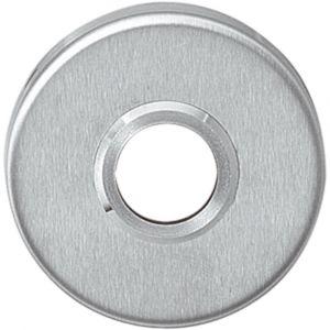 Intersteel 3410 rozet rond verdekt met metaal RVS 0035.341004 - A1202743 - afbeelding 1
