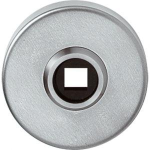 Intersteel 3412 rozet verdekt met veer RVS 0035.341204 - A1202745 - afbeelding 1